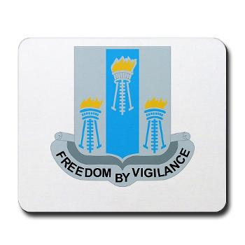 502MIB - M01 - 03 - DUI - 502nd Military Intelligence Bn - Mousepad