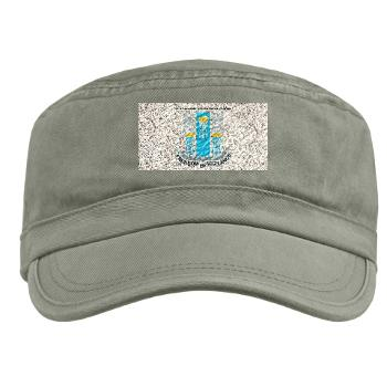 502MIB - A01 - 01 - DUI - 502nd Military Intelligence Bn with Text - Military Cap