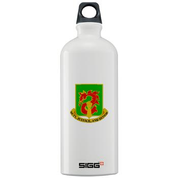 504MPB - M01 - 03 - DUI - 504th Military Police Bn - Sigg Water Bottle 1.0L