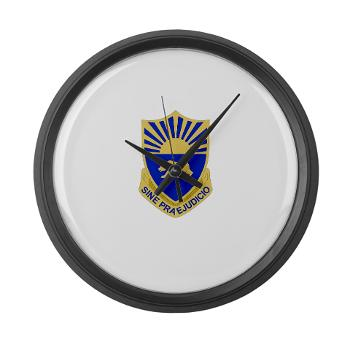 508MPB - M01 - 03 - DUI - 508th Military Police Bn Large Wall Clock