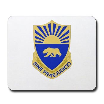 508MPB - M01 - 03 - DUI - 508th Military Police Bn Mousepad