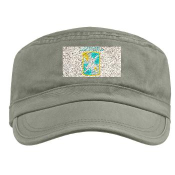 513MIB - A01 - 01 - SSI - 513th Military Intelligence Brigade with Text Military Cap