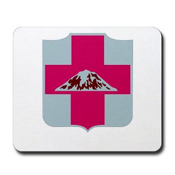 56MMB - M01 - 03 - DUI - 56th Multifunctional Medical Bn - Mousepad