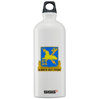 572MIC - M01 - 03 - DUI - 572nd Military Intelligence Coy - Sigg Water Bottle 1.0L
