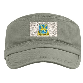 572MIC - A01 - 01 - DUI - 572nd Military Intelligence Coy with text - Military Cap