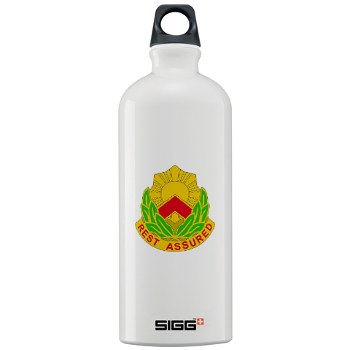 593SB - M01 - 03 - DUI - 593rd Sustainment Brigade Sigg Water Bottle 1.0L