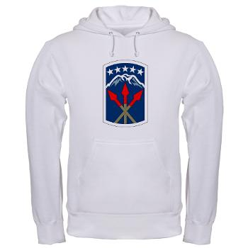 593SB593STB - A01 - 03 - DUI - 593rd Bde - Special Troops Bn - Hooded Sweatshirt