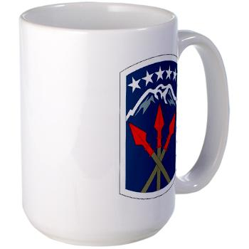 593SB593STB - M01 - 03 - DUI - 593rd Bde - Special Troops Bn - Large Mug