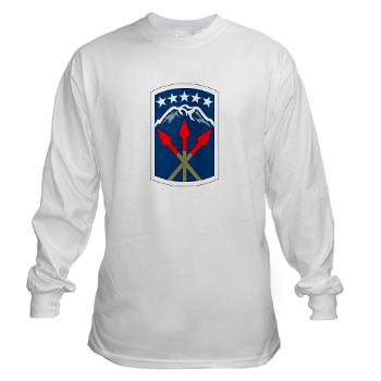 593SB593STB - A01 - 03 - DUI - 593rd Bde - Special Troops Bn - Long Sleeve T-Shirt