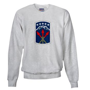593SB593STB - A01 - 03 - DUI - 593rd Bde - Special Troops Bn - Sweatshirt