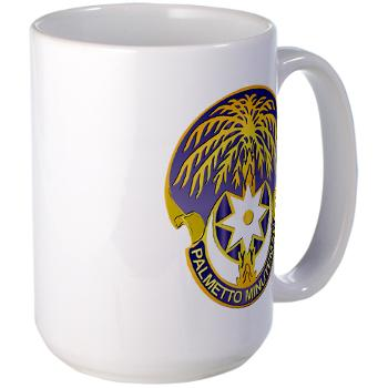 59ATC - M01 - 03 - 59th Aviation Troop Command - Large Mug