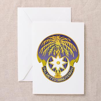 59TC - M01 - 02 - DUI - 59th Troop Command - Greeting Cards (Pk of 10)