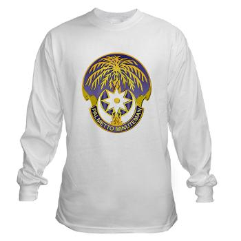 59TC - A01 - 03 - DUI - 59th Troop Command - Long Sleeve T-Shirt