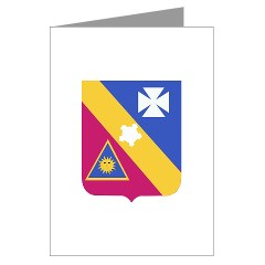 5B20IR - M01 - 02 - DUI - 5th Battalion - 20th Infantry Regiment Greeting Cards (Pk of 10)