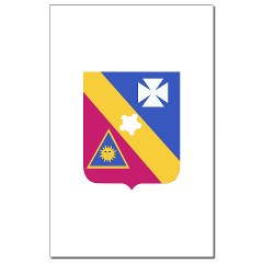 5B20IR - M01 - 02 - DUI - 5th Battalion - 20th Infantry Regiment Mini Poster Print