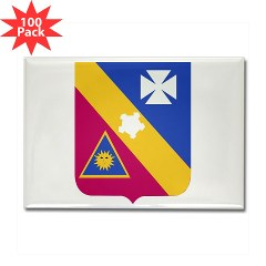 5B20IR - M01 - 01 - DUI - 5th Battalion - 20th Infantry Regiment Rectangle Magnet (100 pack)
