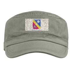 5B20IR - A01 - 01 - DUI - 5th Battalion - 20th Infantry Regiment with text Military Cap