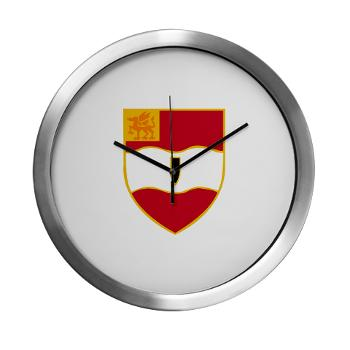 5B82FAR - M01 - 03 - DUI - 5th Bn - 82nd FA Regt - Modern Wall Clock