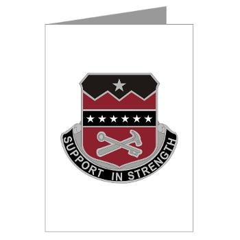 5BCTSTB - M01 - 02 - 5th BCT - Special Troops Bn - Greeting Cards (Pk of 10)