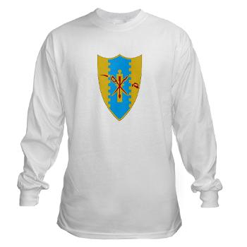 5S4CR - A01 - 03 - DUI - 5th Sqdrn - 4th Cavalry Regt - Long Sleeve T-Shirt