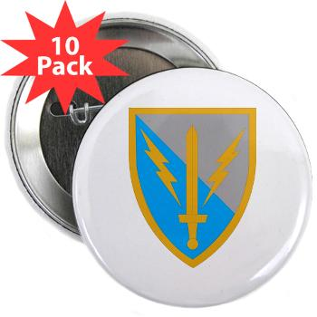 "602FSC - M01 - 01 - DUI - 602nd Forward Support Company - 2.25"" Button (10 pack)"