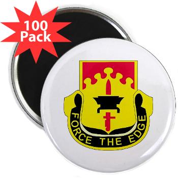 "615ASB - M01 - 01 - DUI - 615th Aviation Support Battalion - 2.25"" Magnet (100 pack)"