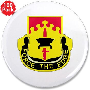 "615ASB - M01 - 01 - DUI - 615th Aviation Support Battalion - 3.5"" Button (100 pack)"