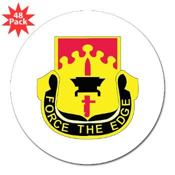 "615ASB - M01 - 01 - DUI - 615th Aviation Support Battalion - 3"" Lapel Sticker (48 pk)"