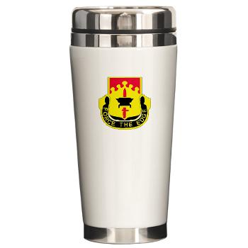 615ASB - M01 - 03 - DUI - 615th Aviation Support Battalion - Ceramic Travel Mug