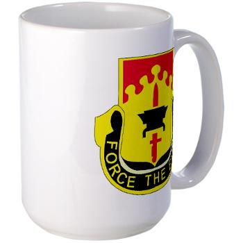 615ASB - M01 - 03 - DUI - 615th Aviation Support Battalion - Large Mug