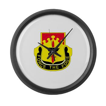 615ASB - M01 - 03 - DUI - 615th Aviation Support Battalion - Large Wall Clock