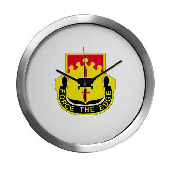 615ASB - M01 - 03 - DUI - 615th Aviation Support Battalion - Modern Wall Clock