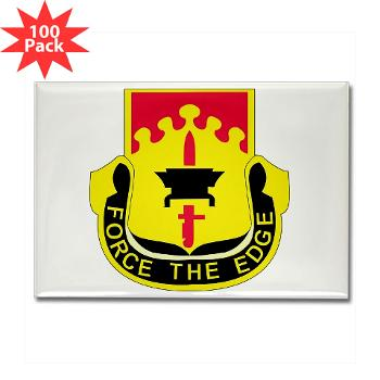 615ASB - M01 - 01 - DUI - 615th Aviation Support Battalion - Rectangle Magnet (100 pack)