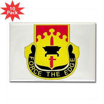 615ASB - M01 - 01 - DUI - 615th Aviation Support Battalion - Rectangle Magnet (10 pack)