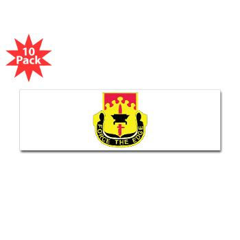 615ASB - M01 - 01 - DUI - 615th Aviation Support Battalion - Sticker (Bumper 10 pk)