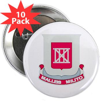 "62EB- M01 - 01 - DUI - 62nd Engineer Bn - 2.25"" Button (10 pack)"