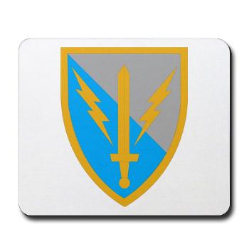 63NSC - M01 - 03 - DUI - 63rd Network Support Company Mousepad