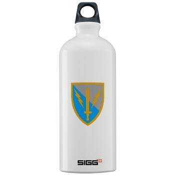 63NSC - M01 - 03 - DUI - 63rd Network Support Company Sigg Water Bottle 1.0L
