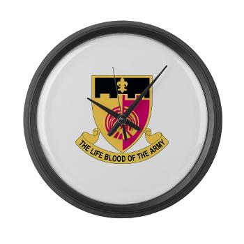 64BSB - M01 - 03 - DUI - 64th Bde - Support Bn - Large Wall Clock
