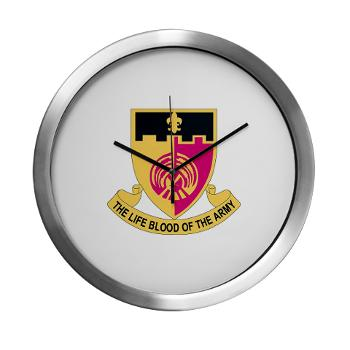 64BSB - M01 - 03 - DUI - 64th Bde - Support Bn - Modern Wall Clock