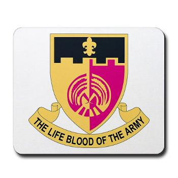 64BSB - M01 - 03 - DUI - 64th Bde - Support Bn - Mousepad