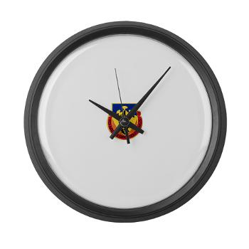 602ASB - M01 - 03 - DUI - 602 Aviation Support Bn - Large Wall Clock