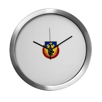602ASB - M01 - 03 - DUI - 602 Aviation Support Bn - Modern Wall Clock