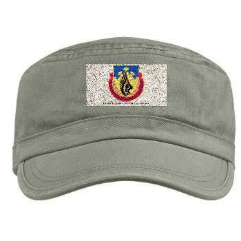 602ASB - A01 - 01 - DUI - 602 Aviation Support Bn with text - Military Cap