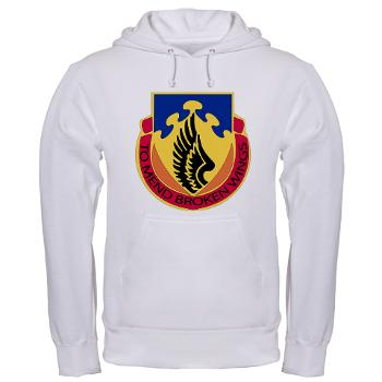 602ASB - A01 - 03 - DUI - 602 Aviation Support Bn - Hooded Sweatshirt