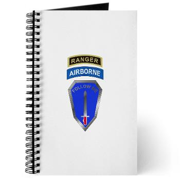 6RTB - M01 - 02 - DUI - 6th Ranger Training Bde - Journal
