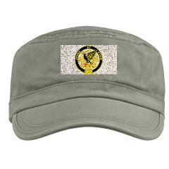 6S1CR - A01 - 01 - DUI - 6th Squadron - 1st Cavalry Regiment Military Cap