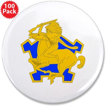 "6S9CR - M01 - 01 - DUI - 6th Squadron - 9th Cavalry Regiment - 3.5"" Button (100 pack)"