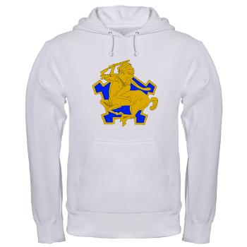 6S9CR - A01 - 03 - DUI - 6th Squadron - 9th Cavalry Regiment - Hooded Sweatshirt