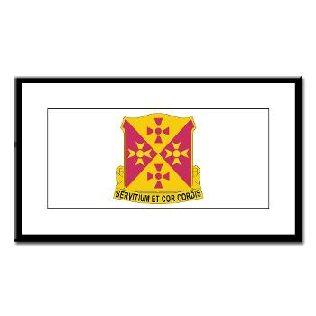701BSB - M01 - 02 - DUI - 701st Bde - Support Bn - Small Framed Print
